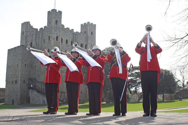 London Fanfare Trumpeters for Hire