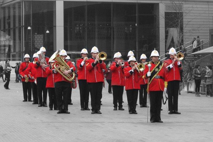MFL-Military-Marching Band