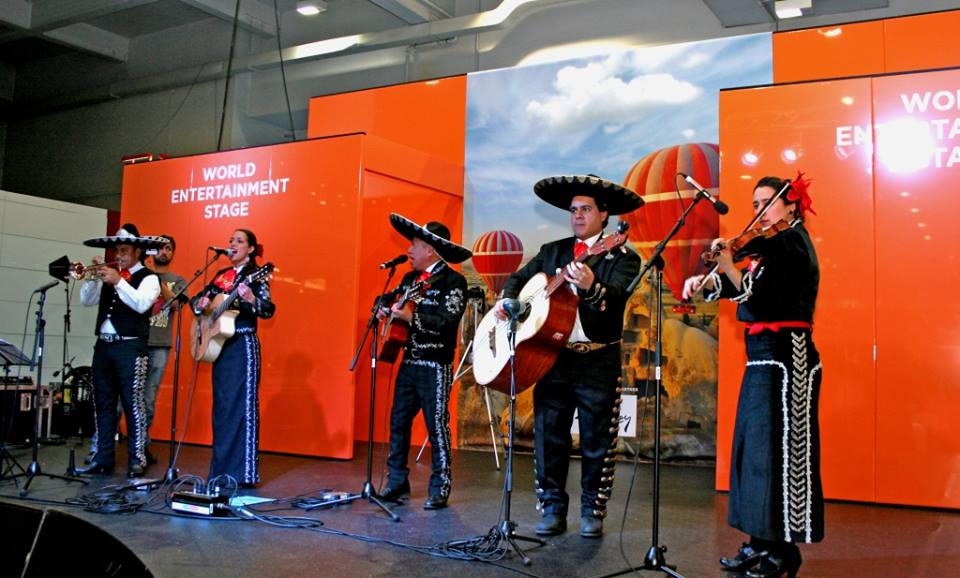 mariachi band london