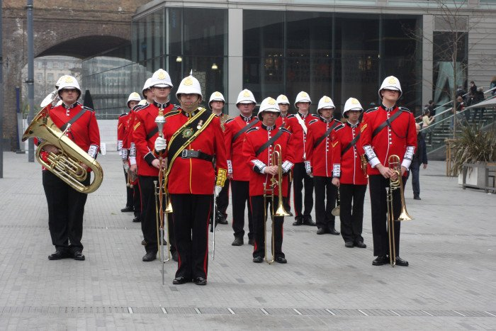 Military-Marching-Band-uk