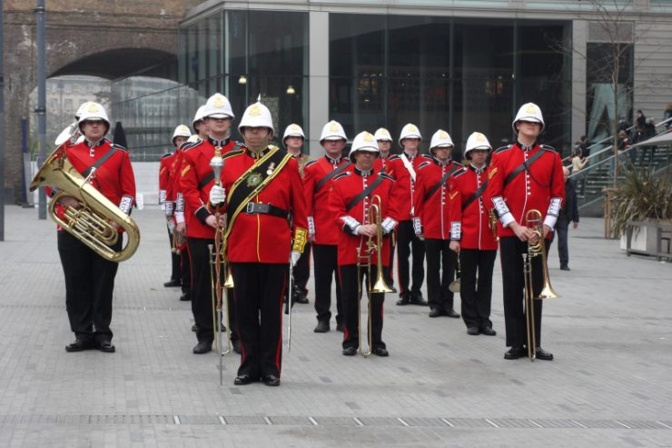 Military-Marching-Band-uk