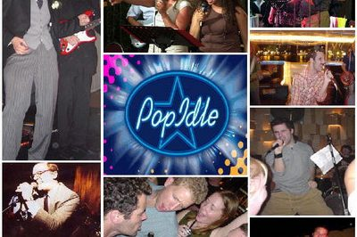 Pop Idle - Live Karaoke
