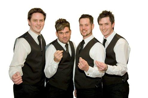 Barbershop Quartet at the Procter & Gamble International GBS Awards ...