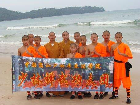 MFL Chinese Shaolin Kung Fu Masters