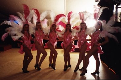 Moulin Rouge Tribute Act - Music For London