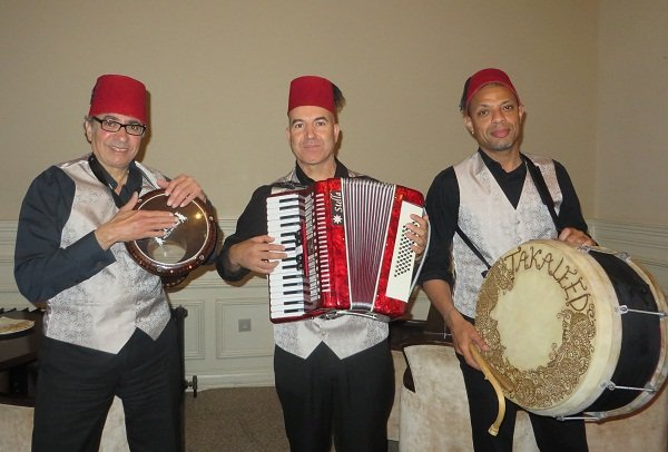 Hire A Middle Eastern Band In London