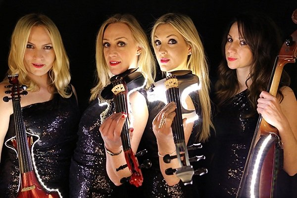 Electric String Quartet For Hire In London