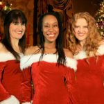 Christmas Girls - Carollers