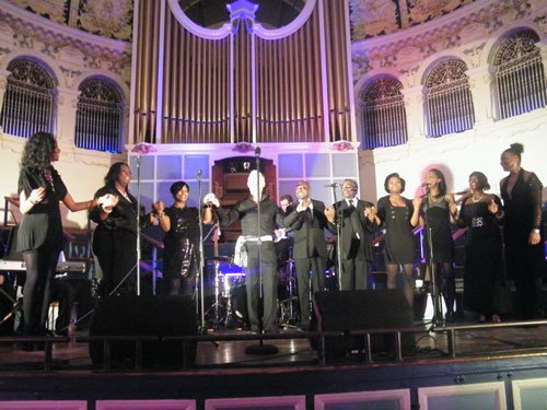 Giant Gospel Choir & Singers London