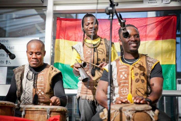 Ghanian-Drummers-college-3