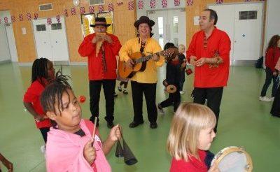 Peruvian Music Workshops