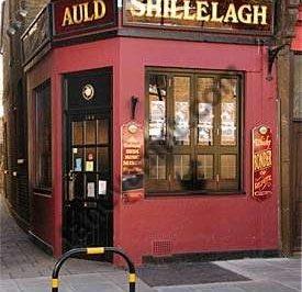 Auld Shillelagh in Stoke Newington