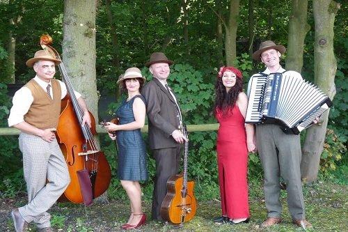 La Fleur Paris French Band In London