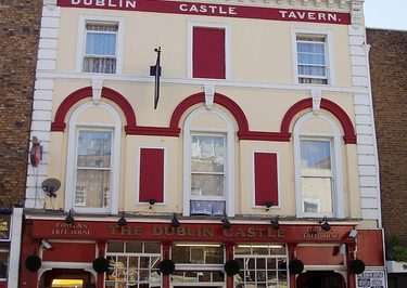The Dublin Castle In Camden Town