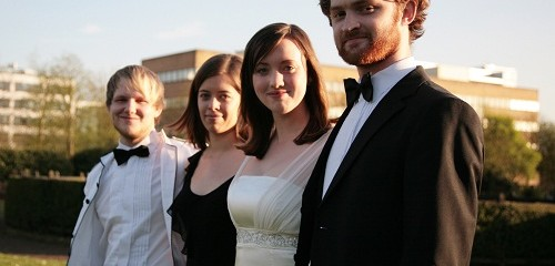 The Lux String Quartet