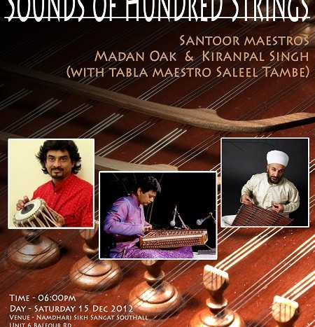 Sounds Of Hundred Strings