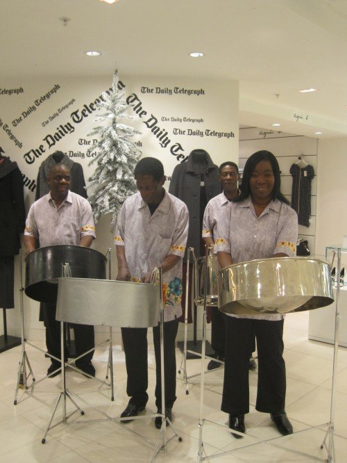 Nite Blues Steel Band