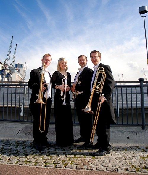 brass-quartet-band