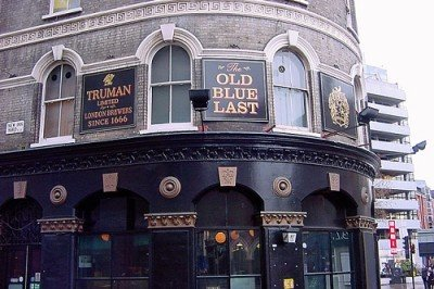 The Old Blue Last - Live Music Venue In Shoreditch