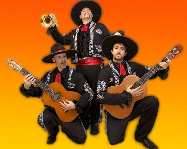 Mexican Mariachi Band Hire London