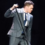 Michael Bublé Live At London's O2 Arena