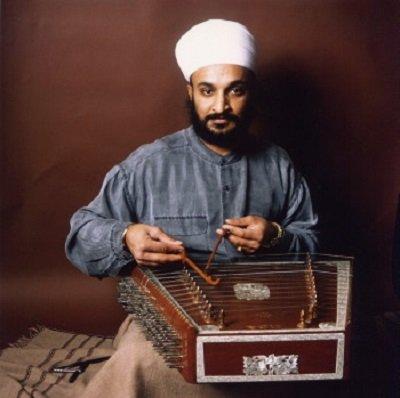 Santoor Musician