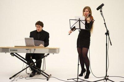 Concerto - Contemporary Violin & Piano Duo