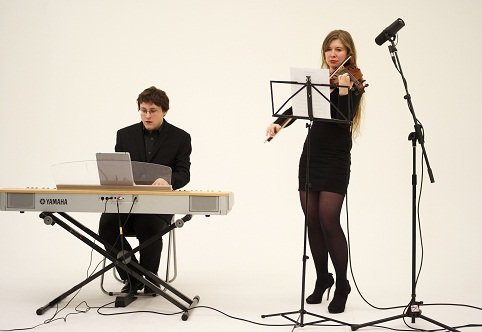 Contemporary Piano and Violin Duo London