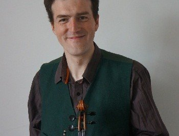 Thomas - Solo Violinist with Backing Tracks