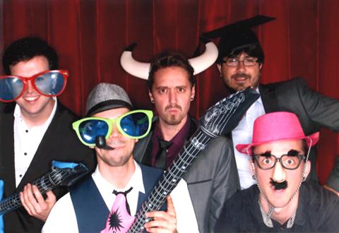 S-Funk-Theme-Band