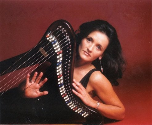 Solo Harpist And Vocalist For Corporate Events And Functions