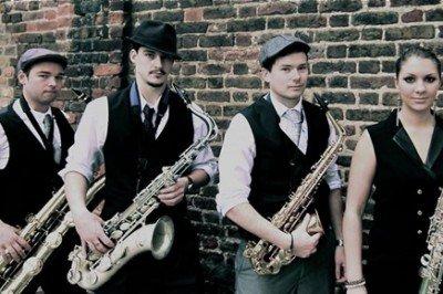 Ubersax Saxophone Quartet