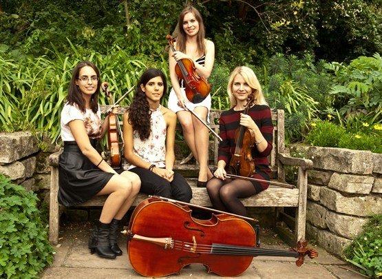 Cavalleria String Quartet