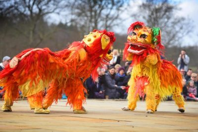 Chinese New Year (Lunar New Year) 2018