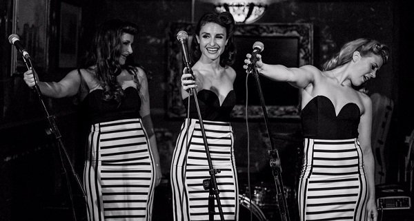Vocal Harmony Trio For Hire
