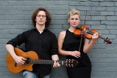 Gina Furore Gypsy Jazz Duo
