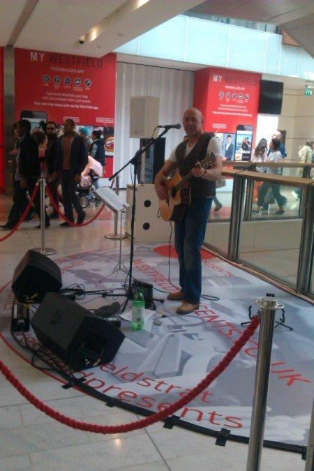 guitarist-hire-london