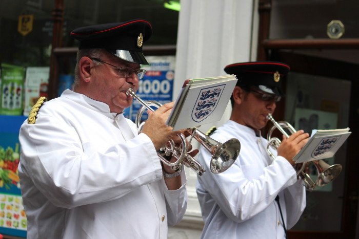 Brass-Trio