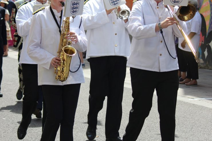 Military-Band-White-Uniforms