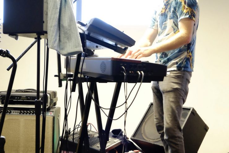Solo-Keyboard-Player-London