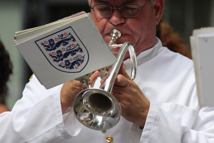 Solo-trumpeter-london
