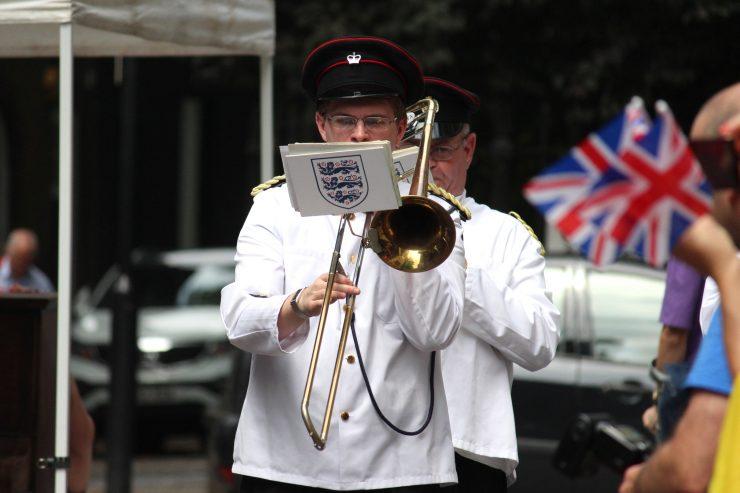 Trombone-Brass-Band