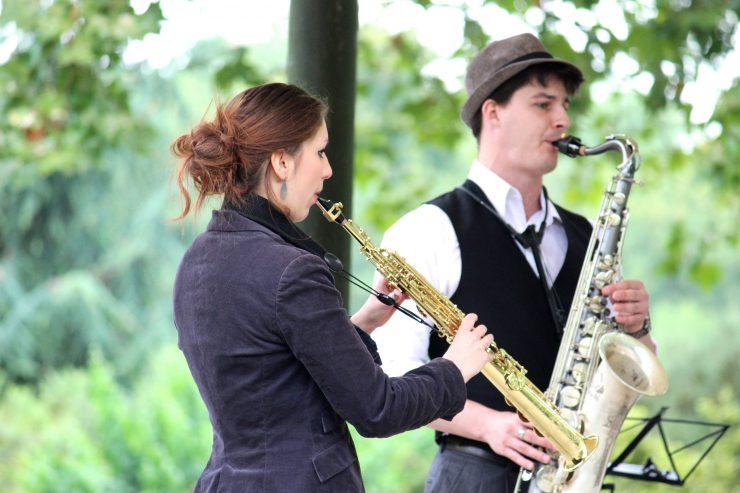 saxaphone-duo-london