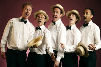 The Barbershop Quintet