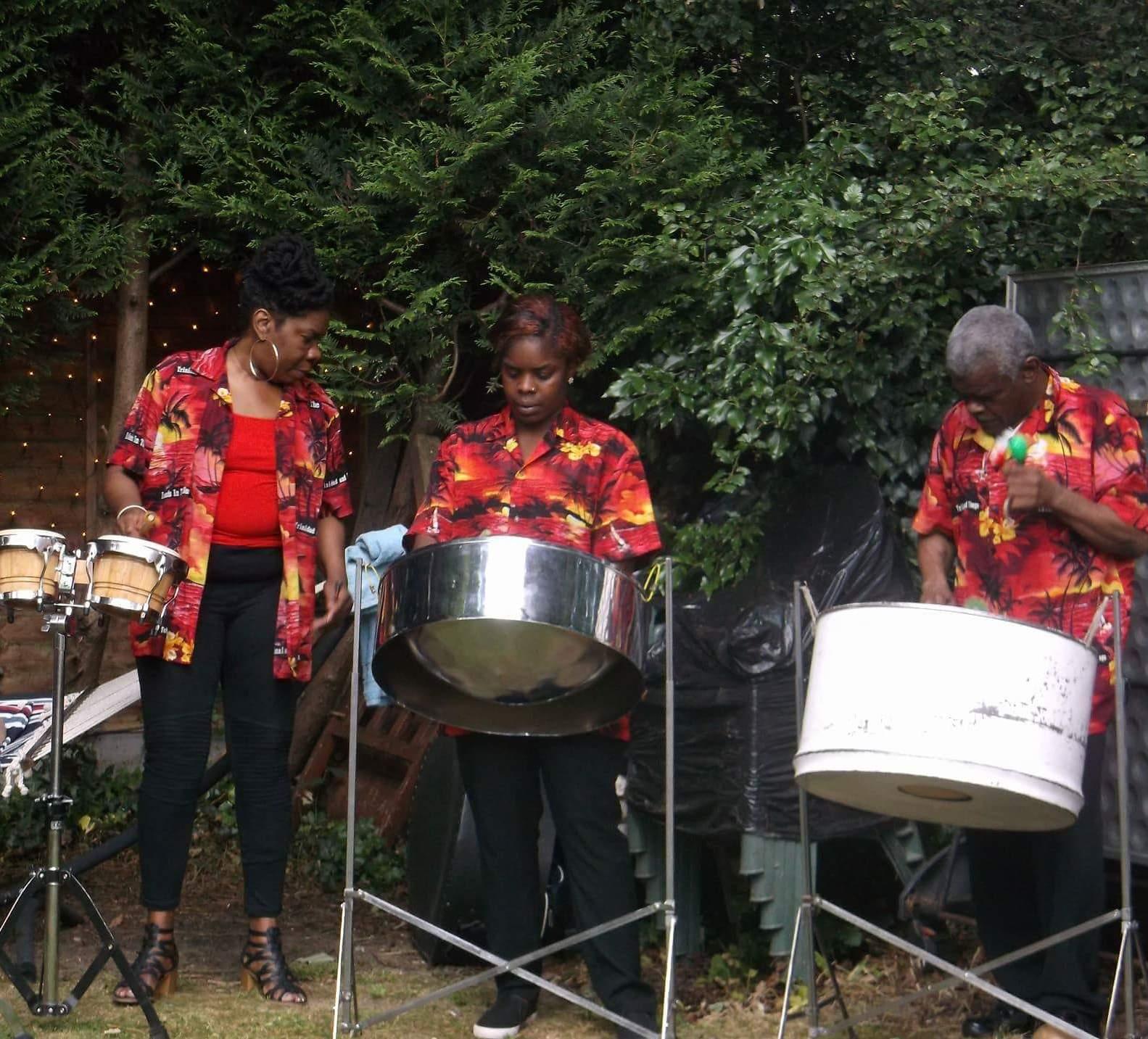 Toucans Steel Drum Band - Seattle Washington USA