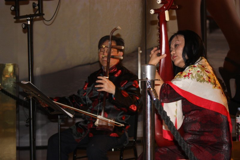 Traditional Pipa & Erhu Duo