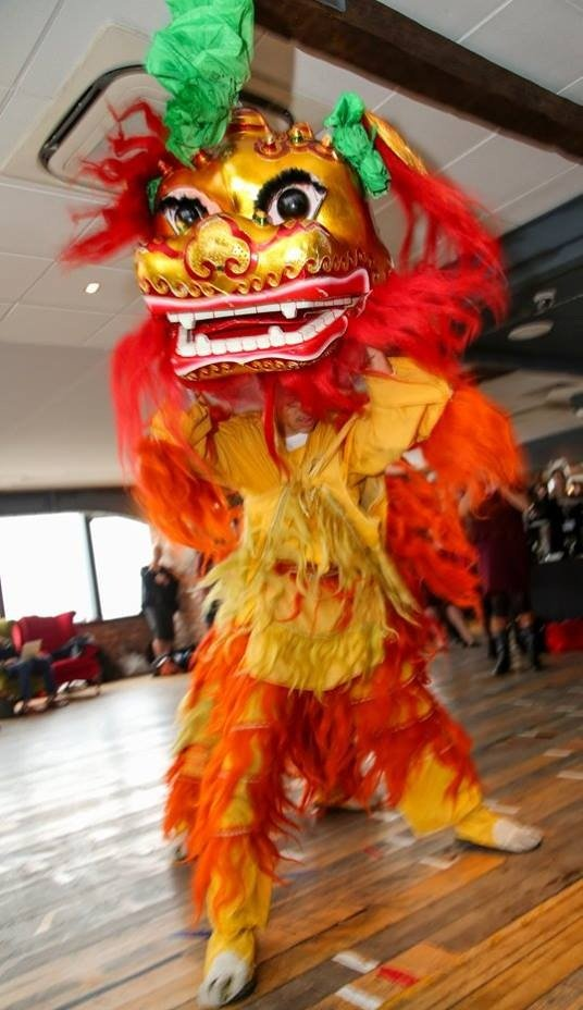 Hire Chinese Lions Amp Lion Drum Musicians