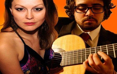 The Novinas Polka Duo