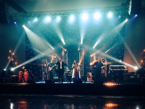 7-8 Piece Bollywood Band Hire Indian Musicians London