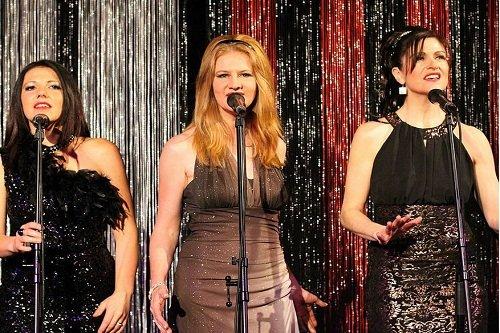 Bond Themed Female Band